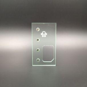 Porte Gaucher Octo Verso Box Mod BF - Octopus Mods